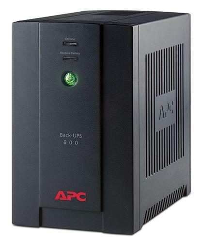 Apc bx800ci 800va-480watts