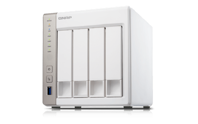 Qnap ts-451+ 4-bay 4x5tb intel 2.0ghz quad-core 2.0GHz 2gb ram
