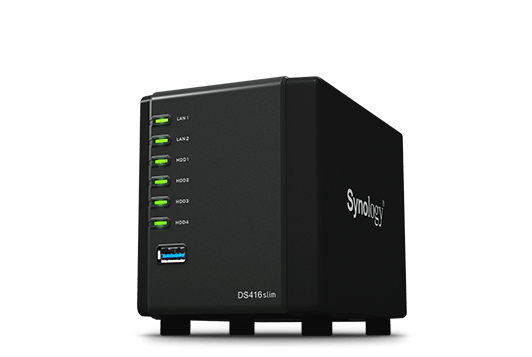 Synology 4-BAY Dual Core