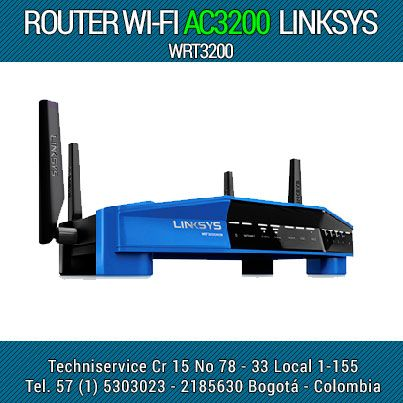 Linksys wrt3200acm ac3200