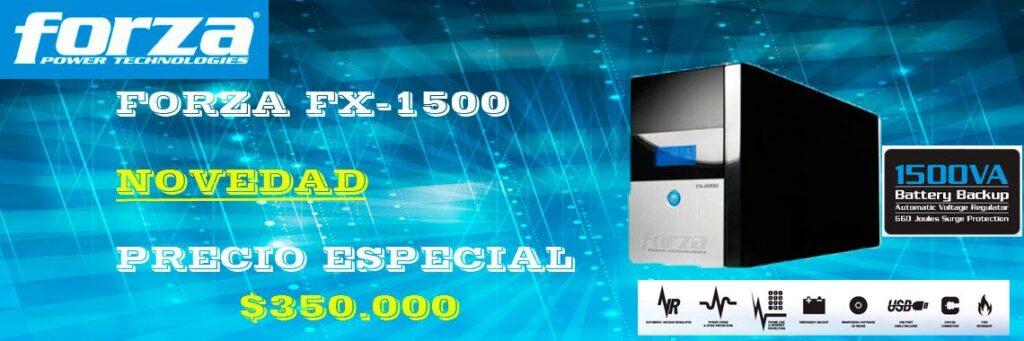 Forza UPS Promo Techniservice FX1500