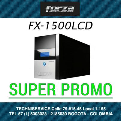 Forza UPS FX 1500 lcd