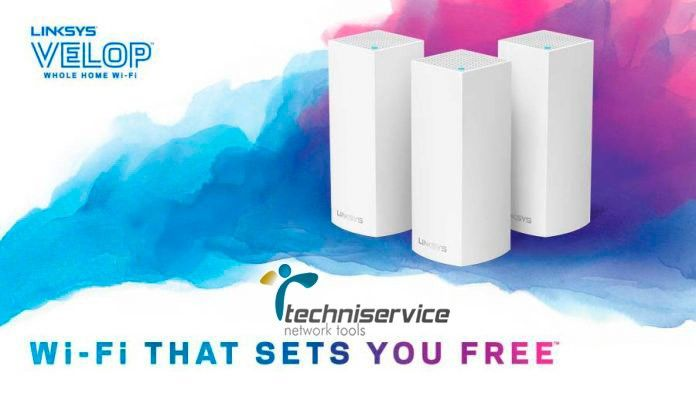 Velop Linksys Techniservice