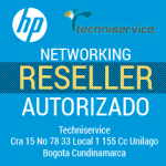 Reseller HP Networking Colombia Techniservice
