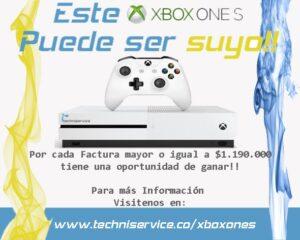 Este Xbox One S puede ser suyo