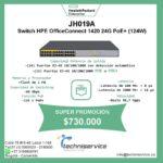 Super Promocion HPe JH019A Techniservice