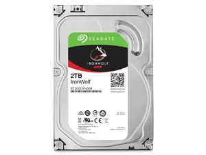 Seagate ST2000VN004 Ironwolf 2TB Disco NAS Techniservice