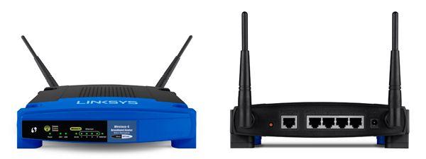 WRT54GL Linksys Router Techniservice