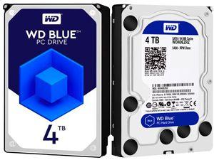 Western Digital WD40EZRZ Disco Duro WD Blue 4TB -Disco Duro interno-Techniservice
