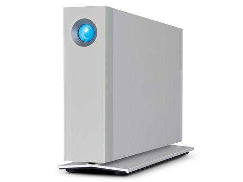 LaCie STFY10000400 10TB D2 Thunderbolt 3 Desktop Drive USB-C USB 3.2